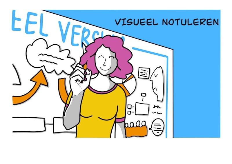 Training Visueel Notuleren